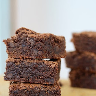 Whole Grain Double Fudge Brownies
