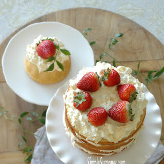 Angel Lush Cakes Recipe