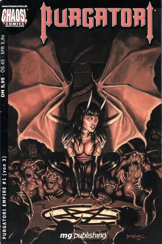 Purgatori: Empire (2001) - komplett