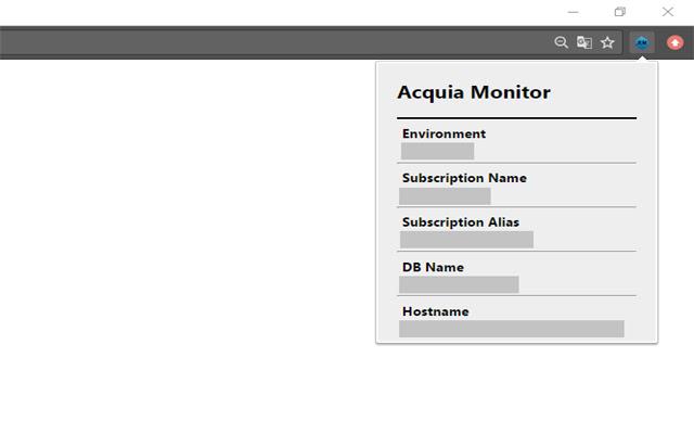 Acquia Monitor