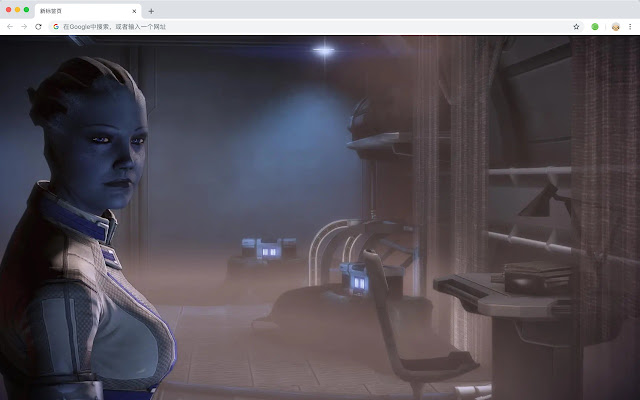 Liara T'Soni Top HD Games New Tabs Themes