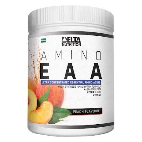 Delta Nutrition EAA 400g - Peach Flavour