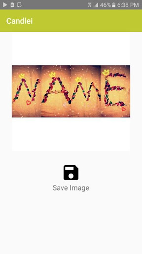 Photo Designer - Write your name with shapes 3.1 Screenshots 3