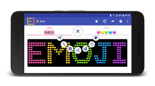 Emoji Letter Maker ud83dude0d 3.0 Screenshots 6
