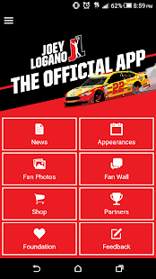 Joey Logano Official App- screenshot thumbnail