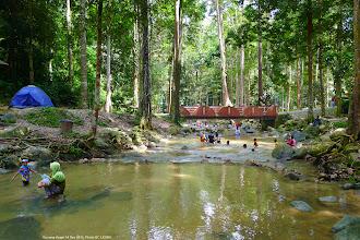 Photo: The leading pack takes 1 hr 20 min to return to Ulu Bandul Recreational Park.