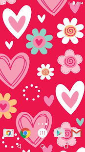 Cute patterns live wallpaper android apps on google play cute patterns live wallpaper screenshot thumbnail voltagebd Image collections