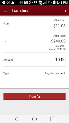 Wauna Credit Union Mobile Banking