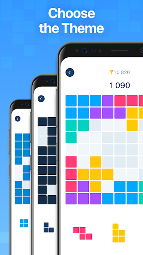 Combo Blocks - Classic Block Puzzle Game screenshots 5