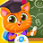 Bubbu School – My Cute Pets logo