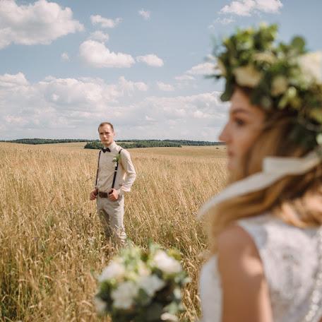 Wedding photographer Dasha Murashko (Myrashka). Photo of 07.08.2017