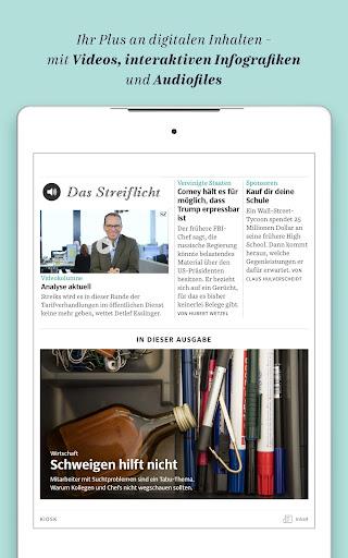 Süddeutsche Zeitung Zeitungsapp 4.1 screenshots 9