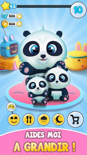 Code Triche Pu - Animaux virtuel mignons à s'occuper mod apk screenshots 2