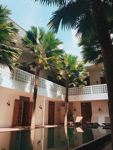 Adhisthana Hotel Pool