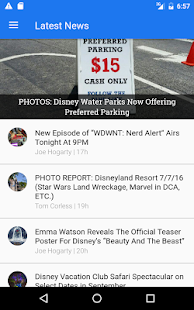 WDWNT: The App- screenshot thumbnail