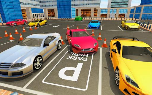 Code Triche mau00eetriser voiture parking la manie 2019 APK MOD screenshots 2