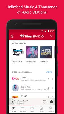 iHeartRadio - Free Music, Radio & Podcasts - screenshot