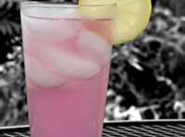 Lavender lemonade  First, heat the first measures of water and sugar to a boil until...