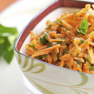 Carrot Salad.