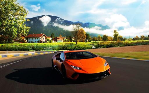 Super Car Traffic Racing Screenshot