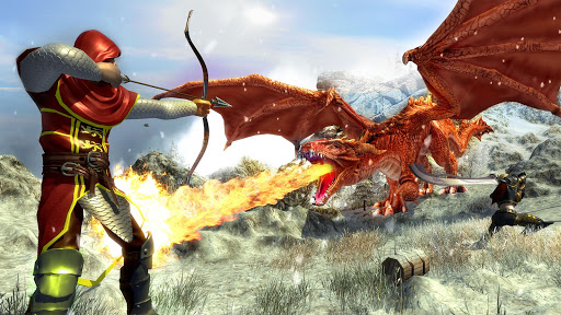Flying Dragon Games: capturas de pantalla de City Action 3D 1