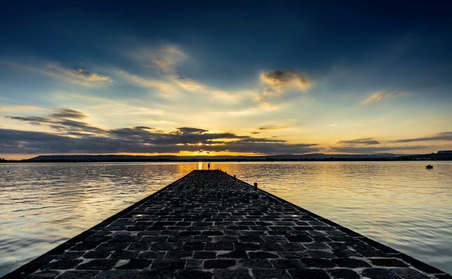 tramonto di Lampadina