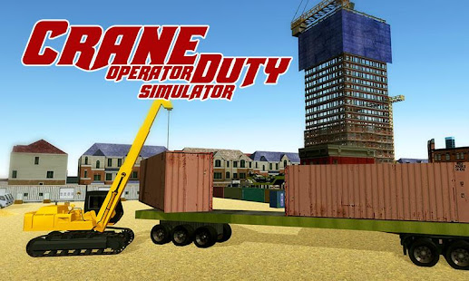 Game Crane Operator Simulator APK for Windows Phone