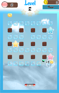 Brick Breacker screenshot
