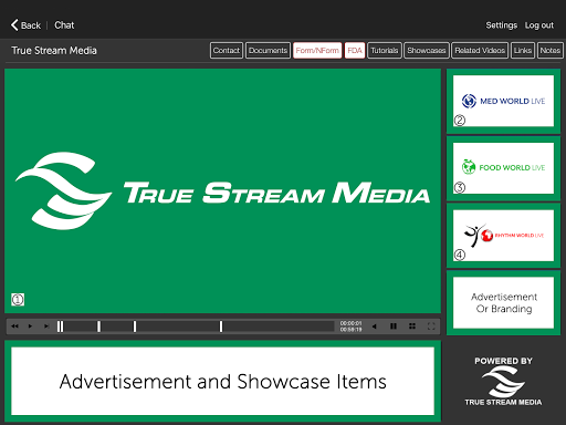 True Stream Media OFFLINE ss3