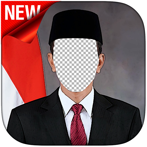 Foto Jadi Presiden | Photo Suit