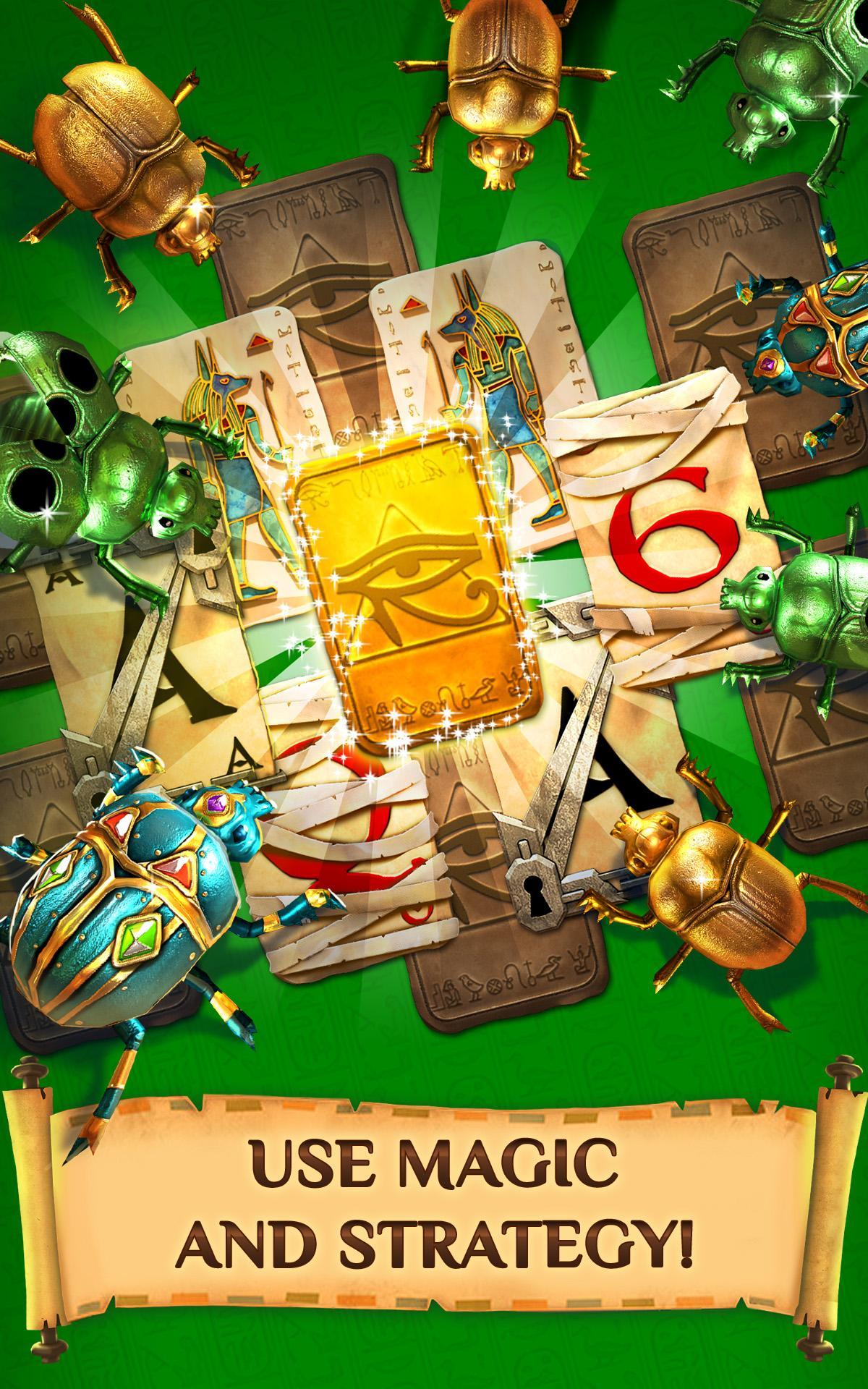 Pyramid Solitaire Saga screenshot #17