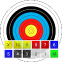 Archer's Toolkit - Scoring, Sight Marks & more icon