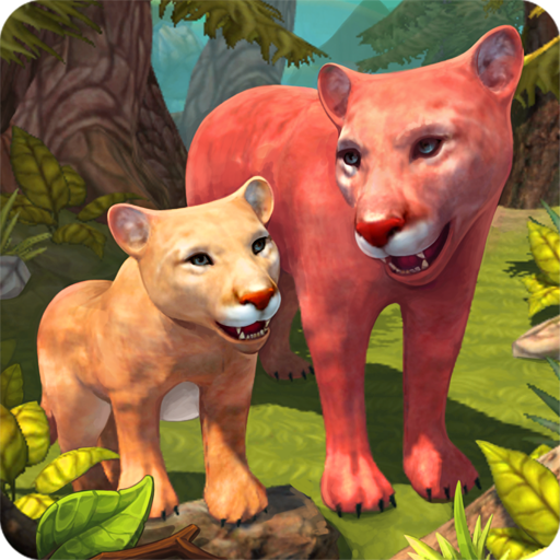 Cougar Family Sim : Mountain Lion