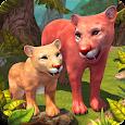Mountain Lion Family Sim : Animal Simulator
