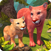 Cougar Family Sim : Animal RPG Game Simulator