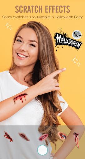Halloween Selfie Live Camera 2020 screenshot 5