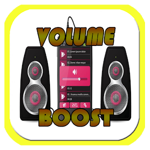Volume booster – version 2017 for PC-Windows 7,8,10 and Mac APK 1 0