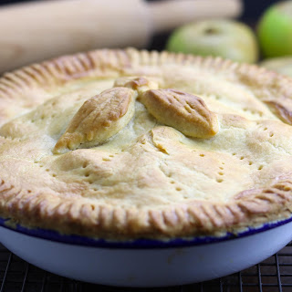Irish Apple Tart