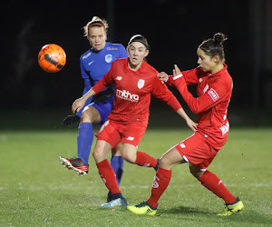 Le Standard Femina arrache une victoire importante au Club de Bruges