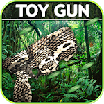 Toy Gun Jungle Sim Icon