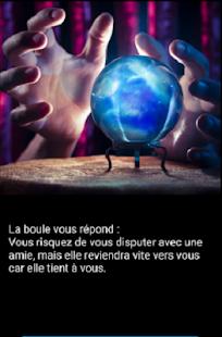 Boule de Voyance - náhled