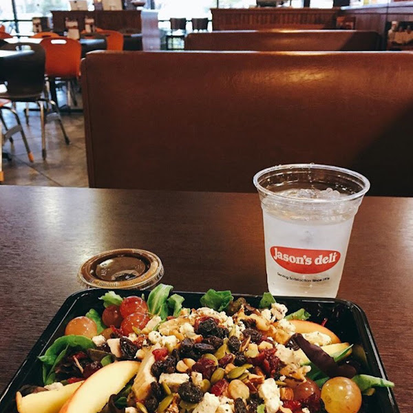 Clever blend of flavors in the Nutty Mix Up Salad 🍴