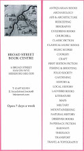 Photo: Broad Street Book Centre