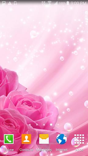 Rose Live Wallpaper  screenshots 3