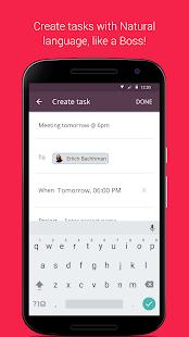 Gridle Productivity App. - náhled