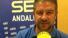 Fran Ronquillo, de la Cadena SER Sevilla.