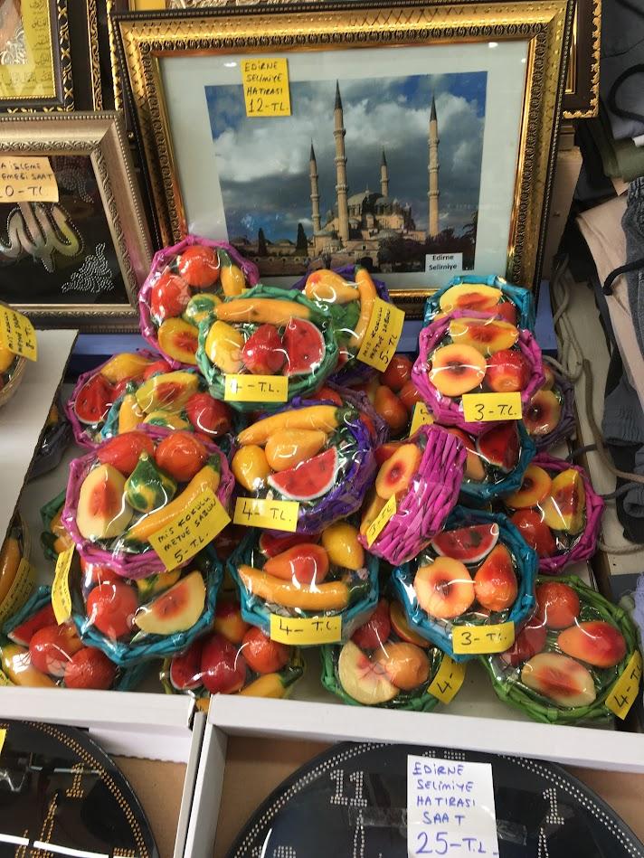 Edirne Meyve Sabunu