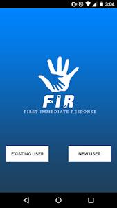 FIR screenshot 1