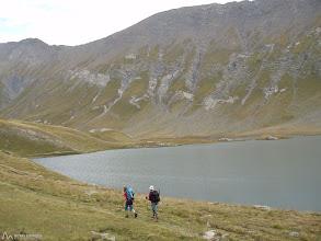 Photo: Bordeamos el lago