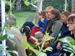 "Photo: ""KHOMUS & MAULTROMMEL"" TOUR THROUGH AUSTRIA, August 14th - 17th 2014: Bernhard Mikuskovics, Bernhard Hanreich & Friends from Yakutia, DAY 2 (Concert at Feldegg Castle, Upper Austria)"